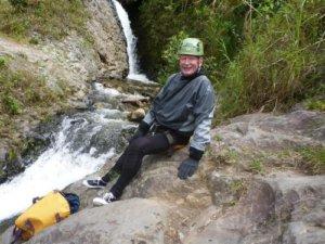 Sangay canyoning